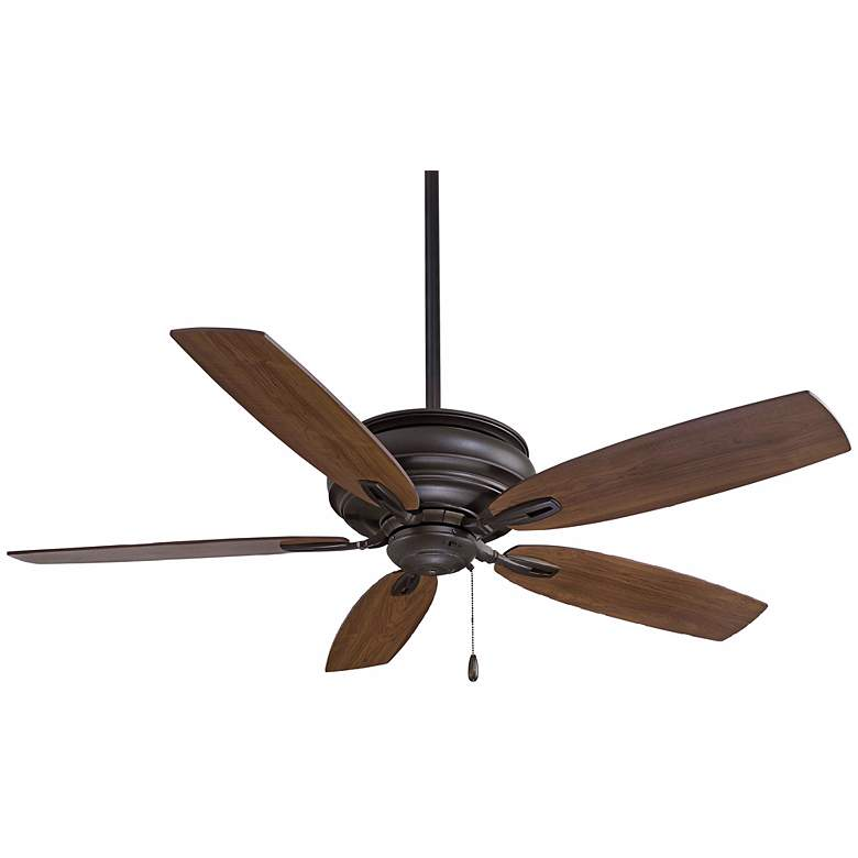 """54"""" Minka Aire Timeless Oil-Rubbed Bronze Finish Ceiling Fan"""