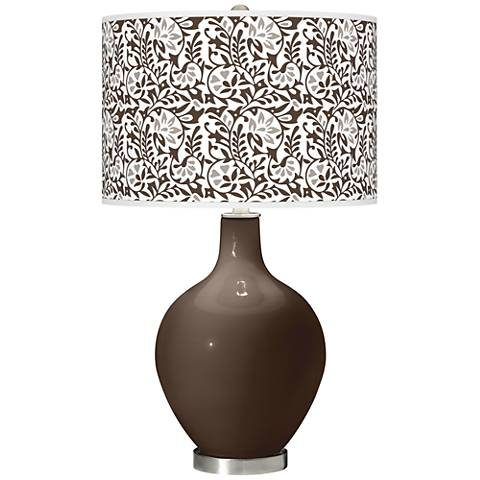 Carafe Gardenia Ovo Table Lamp