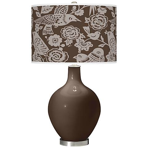 Carafe Aviary Ovo Table Lamp