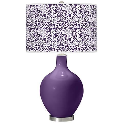 Acai Gardenia Ovo Table Lamp
