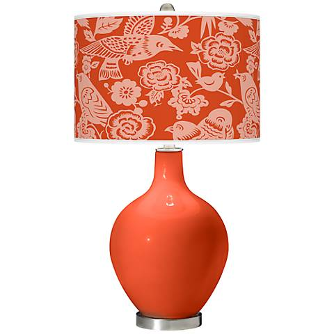 Daredevil Aviary Ovo Table Lamp