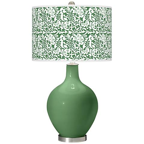 Garden Grove Gardenia Ovo Table Lamp