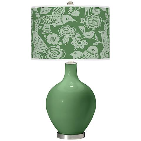 Garden Grove Aviary Ovo Table Lamp