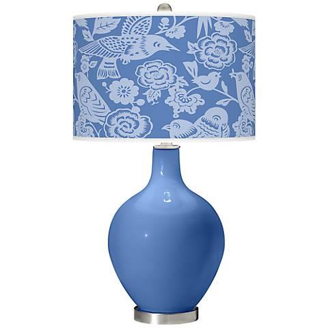 Dazzle Aviary Ovo Table Lamp