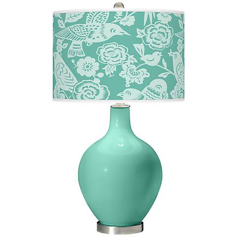 Larchmere Aviary Ovo Table Lamp