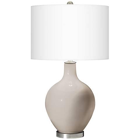 Pediment Ovo Table Lamp