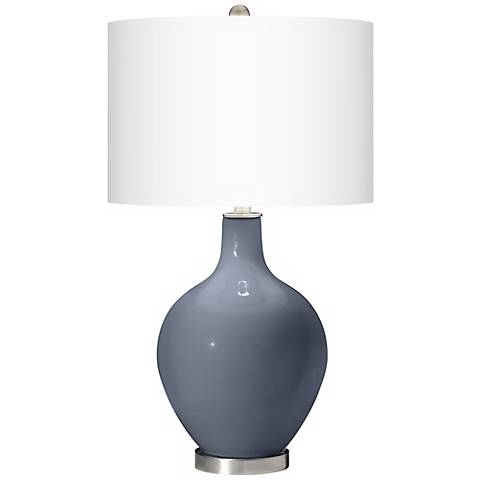 Granite Peak Ovo Table Lamp