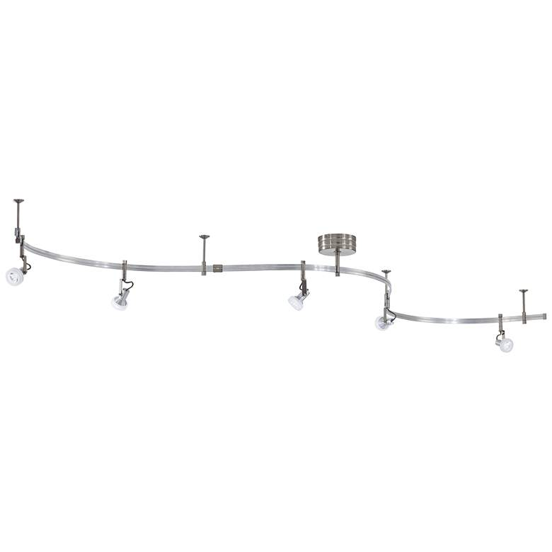 George Kovacs Silver Low Voltage LED Track Light Fixture