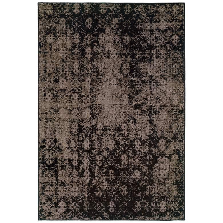 "Oriental Weavers Revival 216E 5'3""x7'6"" Gray Area Rug"
