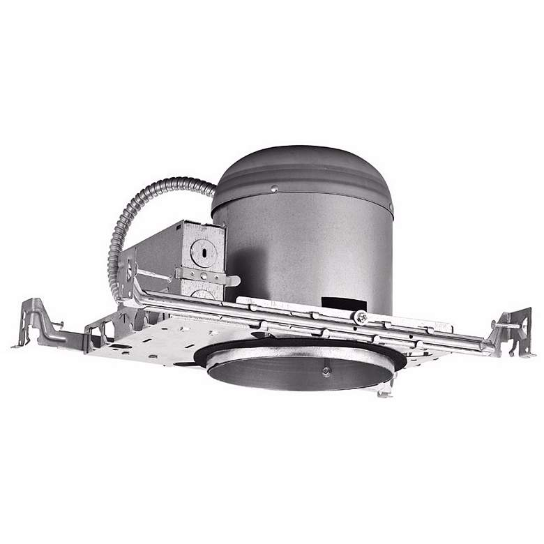 """WAC 6"""" IC New Construction Recessed Light Housing"""