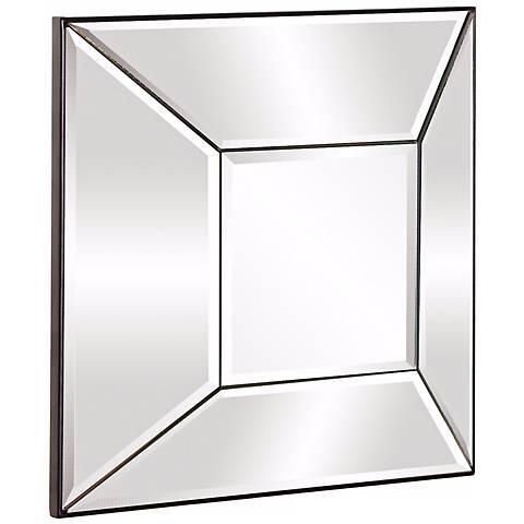 "Howard Elliott Stephen 17"" High Mirror Frame Wall Mirror"