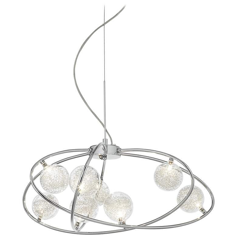"Possini Euro Design Revel 26 1/2"" Wide Pendant Light"
