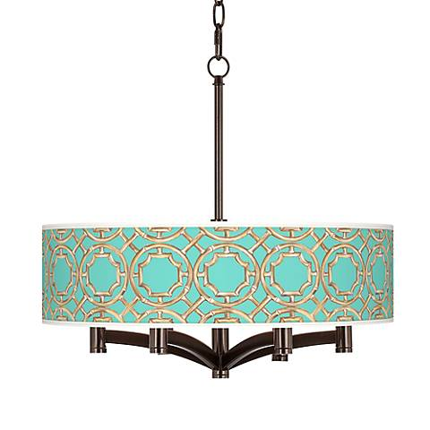rockcoco gb of colour led for en and fatboy outdoor a indoor chandelier info teal modern touch