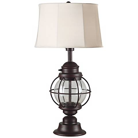Kenroy Home Hatteras Indoor/Outdoor Table Lamp