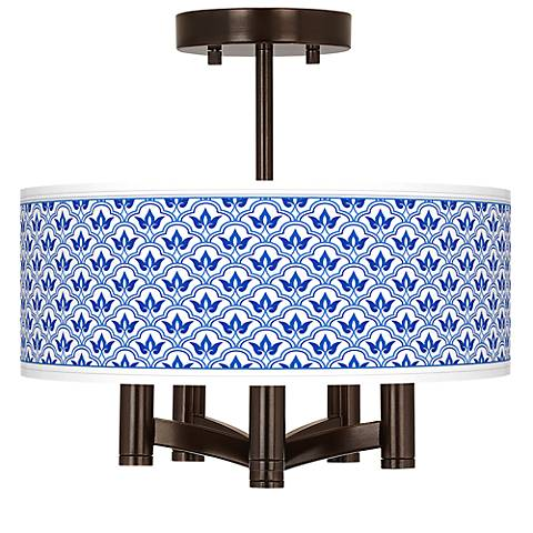 Arabella Ava 5-Light Bronze Ceiling Light