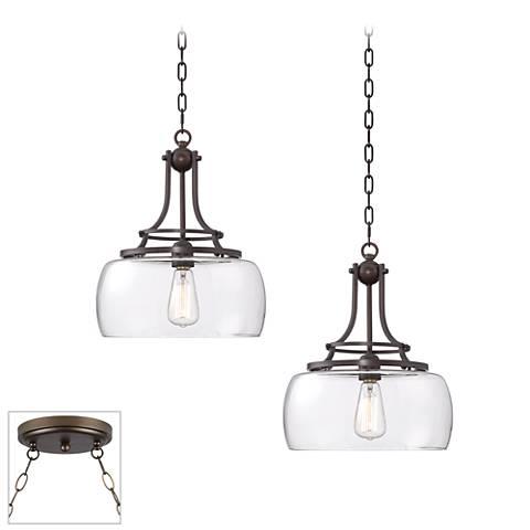 Charleston bronze 2 light swag chandelier y0404 4f066 lamps plus charleston bronze 2 light swag chandelier aloadofball Images