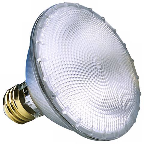50 Watt Sylvania IR PAR30 Capsylite Narrow Flood Light Bulb