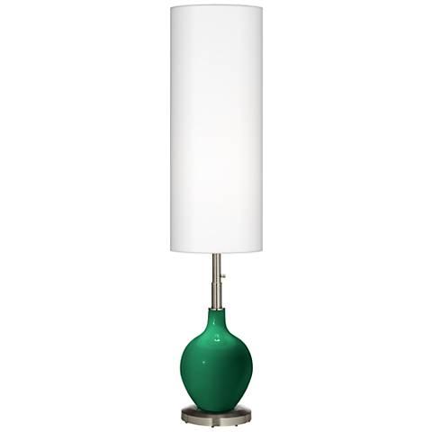 Greens Ovo Floor Lamp