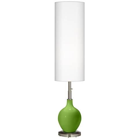 Rosemary Green Ovo Floor Lamp