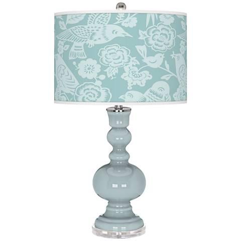 Rain Aviary Apothecary Table Lamp