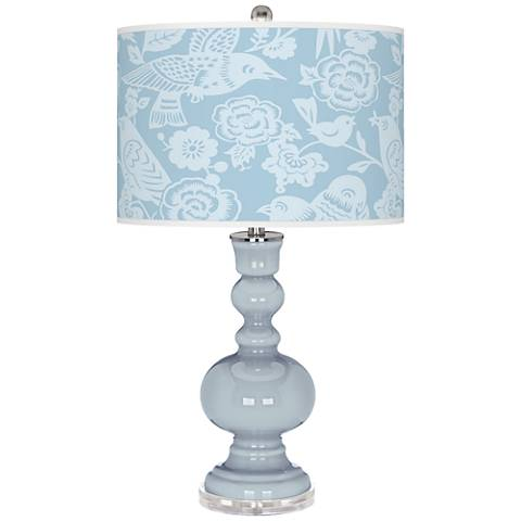 Take Five Aviary Apothecary Table Lamp