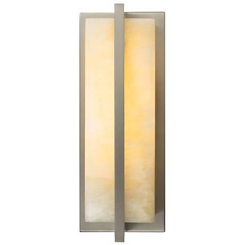 "Coronado 11 1/4"" High Honey Onyx LED Wall Sconce"