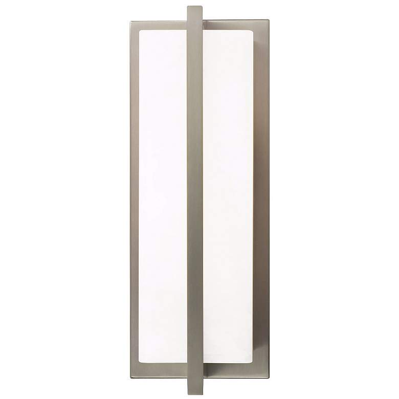 "Tech Lighting Coronado 11 1/4"" High White LED Wall Sconce"