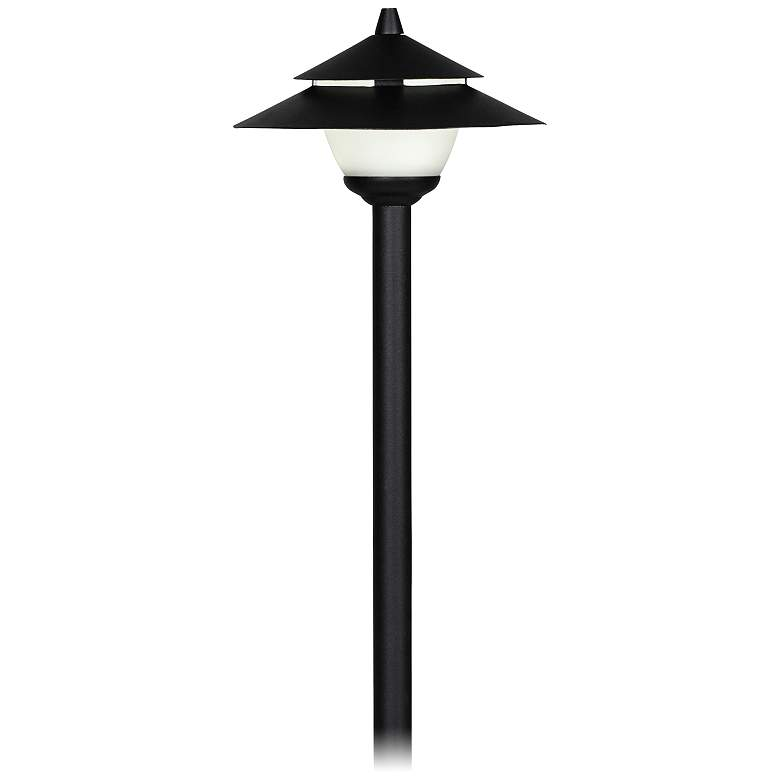 "Pagoda 15"" High Low Voltage LED Landscape Light"