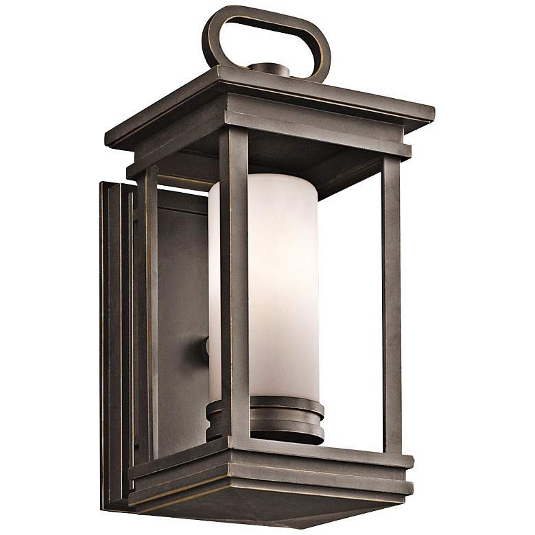 "Kichler South Hope 11 3/4"" High Bronze Outdoor"
