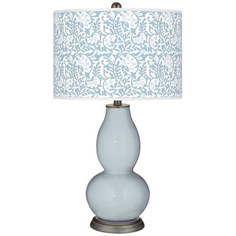 Take Five Gardenia Double Gourd Table Lamp